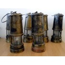 Miners satety lamps # 1