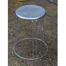 Diamond Pattern Stool