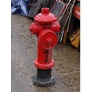 Large Chinese Fire Hydrant