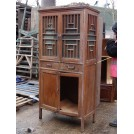Oriental Cupboard With Drawers