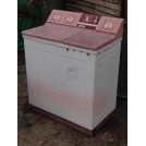 Chinese Washing Machine Pink
