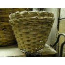 Small Wicker Urn Basket