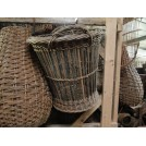 Large Wicker Bin Basket
