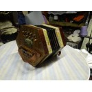 Wooden Squeeze Box
