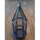 Hexagonal Bird Cages