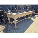 Large bulbous pine table