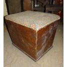 Blanket box stool