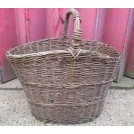 Large wicker kipsey basket