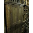 Wooden Store Cupboard - Twin Doored