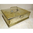 Silver doctors box with dressing