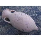 2 handle rounded bottom amphora