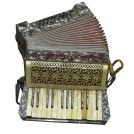 Mid-Sized Accordion