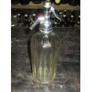 Vintage Chrome & Glass Soda Syphon