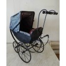 Childs toy Victorian pram
