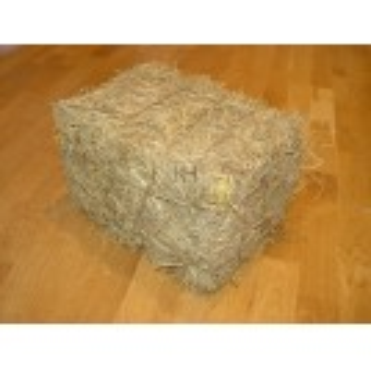 Small Straw Bale