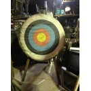 Large Straw Archery Target