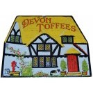 Devon Toffees Sign