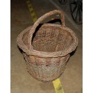 Woven Basket with 1 Handle