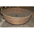 Round Woven Food Basket