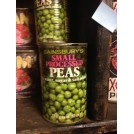 Processed Peas Tin