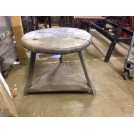 Round Oak Table