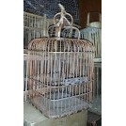 Medium ornate bird cage