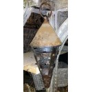 Iron pointed lantern