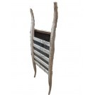 Large wood stretcher rack