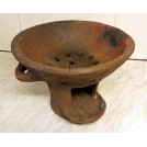 Earthenware burner