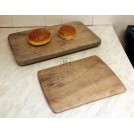Assorted wood chopping & bread boards