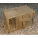 Small metal & wood cage
