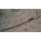 Rubber long handle sickle