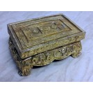Small gold decorated box