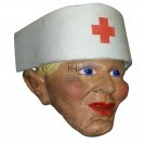 Giant head Nurse