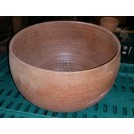 Large ceramic bowl