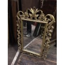 Ornate Gold Frame Mirror