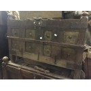 Large Panel Chest with Latch