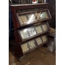 Antique Spillers Biscuit display unit