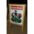 Lyons Maid ice cream sign