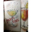 Large drinks sign