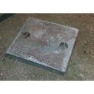 Large fibreglass manhole cover
