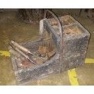 Farrier tool box & dressing