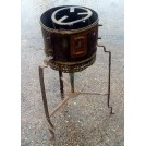 Medium moroccan cooking burner