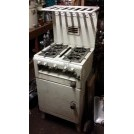 Cream colour period cooker