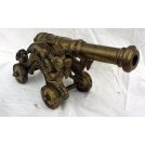 Brass cannon # 2