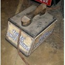 Wells Shoe Shine box