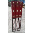 Vintage freestanding cigarette machine