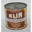 Dried milk tin