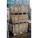 Medium new aged timber crates