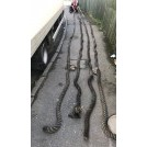 Thick ships rope